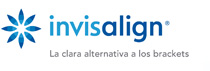 Invisalign. La clara alternativa a los brackets. Logotipo