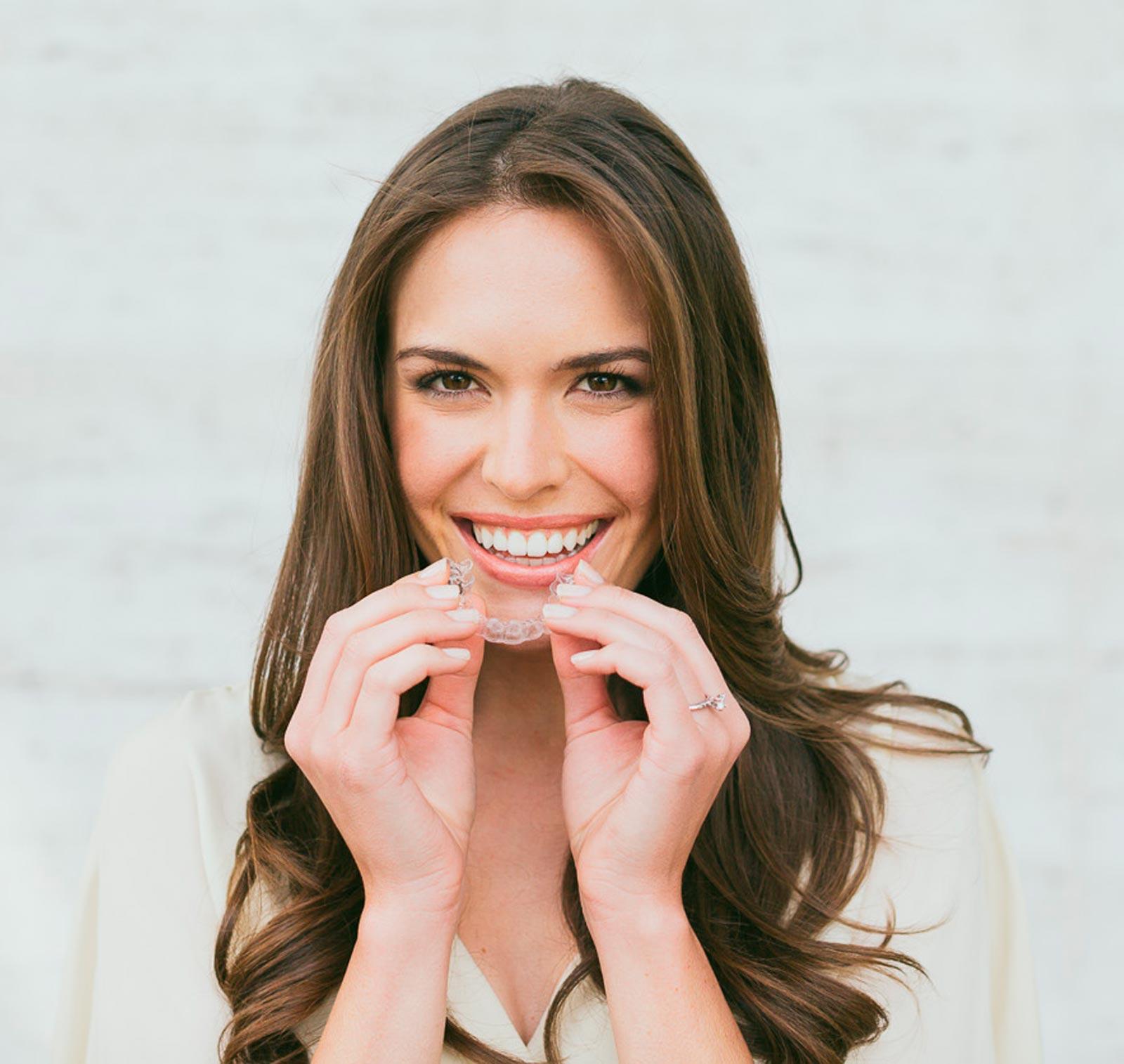 ortodoncia adultos mujer